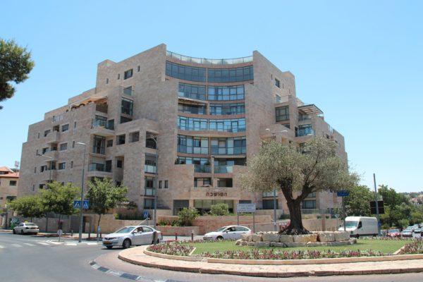 פרויקט מגורים המושבה ירושלים